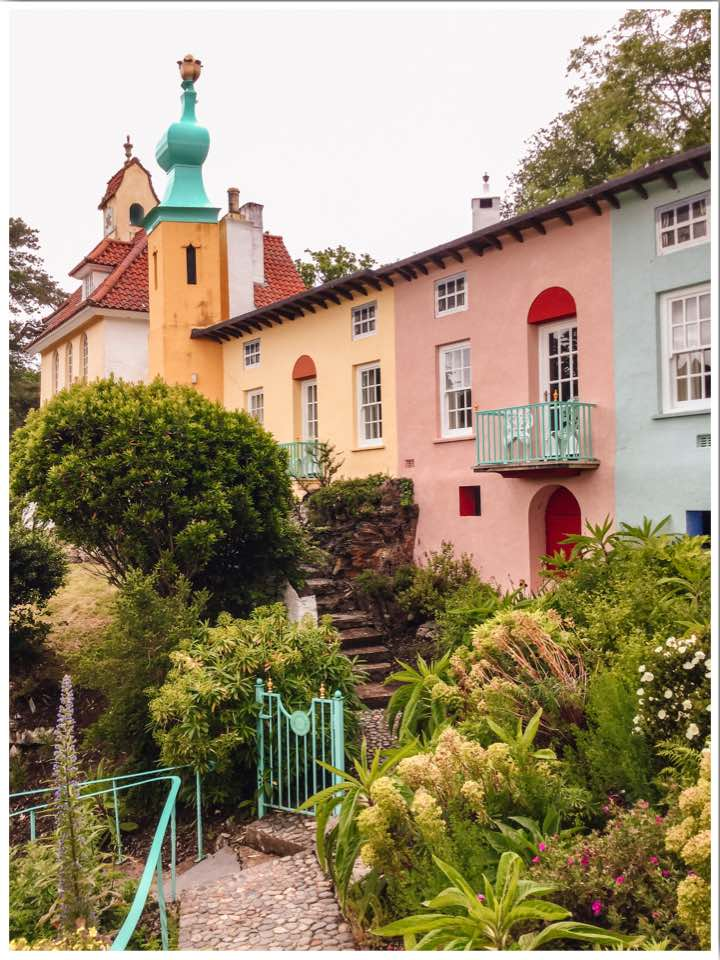 Portmeirion Holiday Rentals Wales