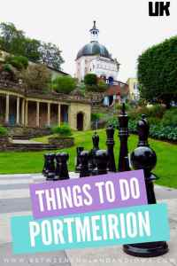 Things to do in Portmeirion UK