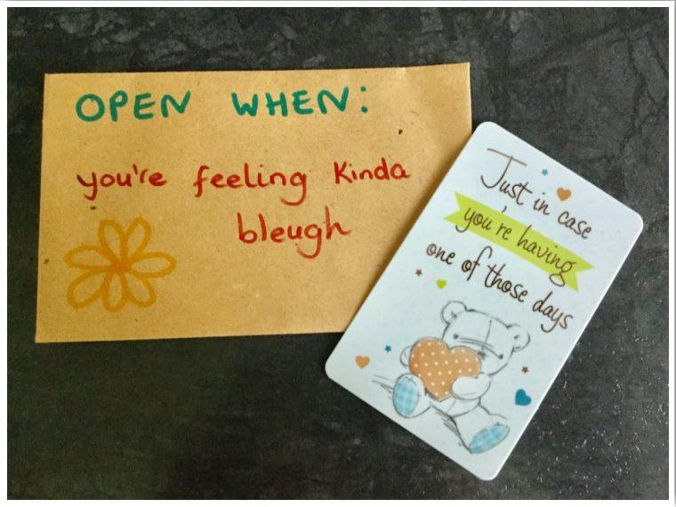 Open When Gift Ideas