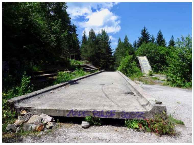 Sarajevo Bobsled Start