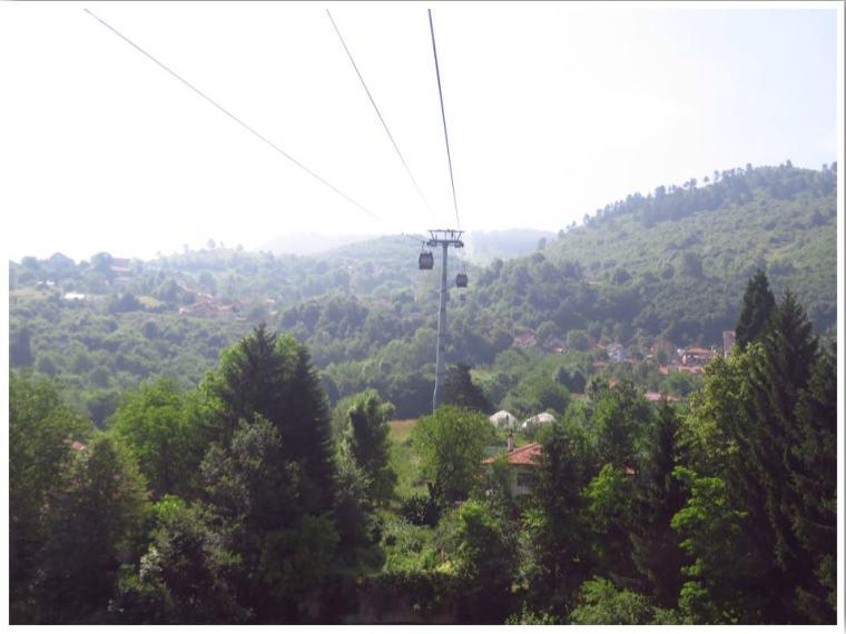 Sarajevo Cable Car Trebevic Mountain