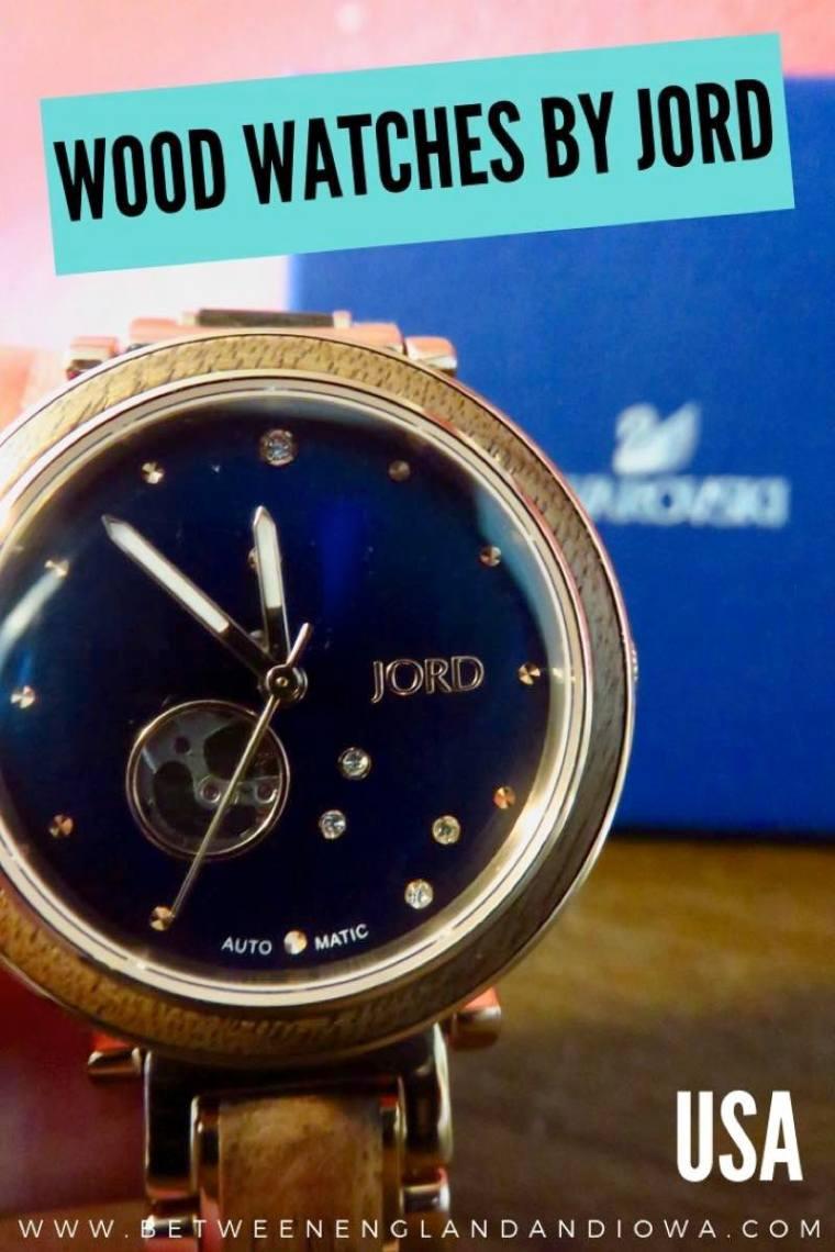 Wooden Women's Watches