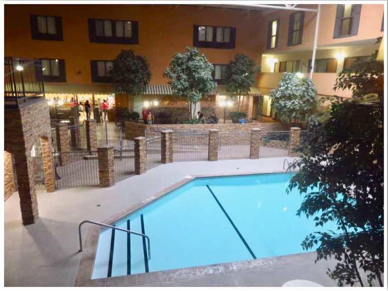 Ames Iowa Quality Inn Hotel