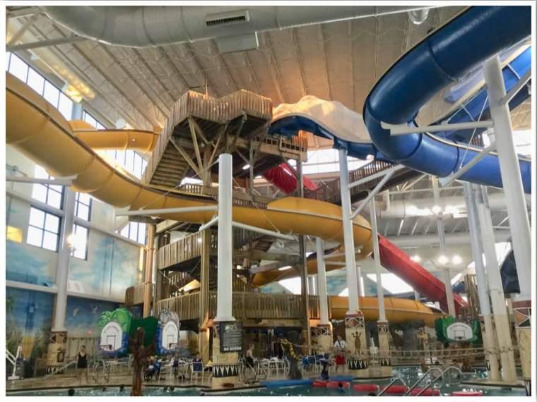 Kalahari Indoor Water Park Wisconsin Dells