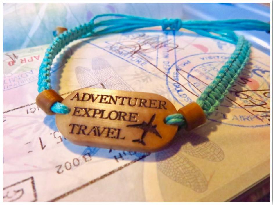 What3Words Location Bracelet