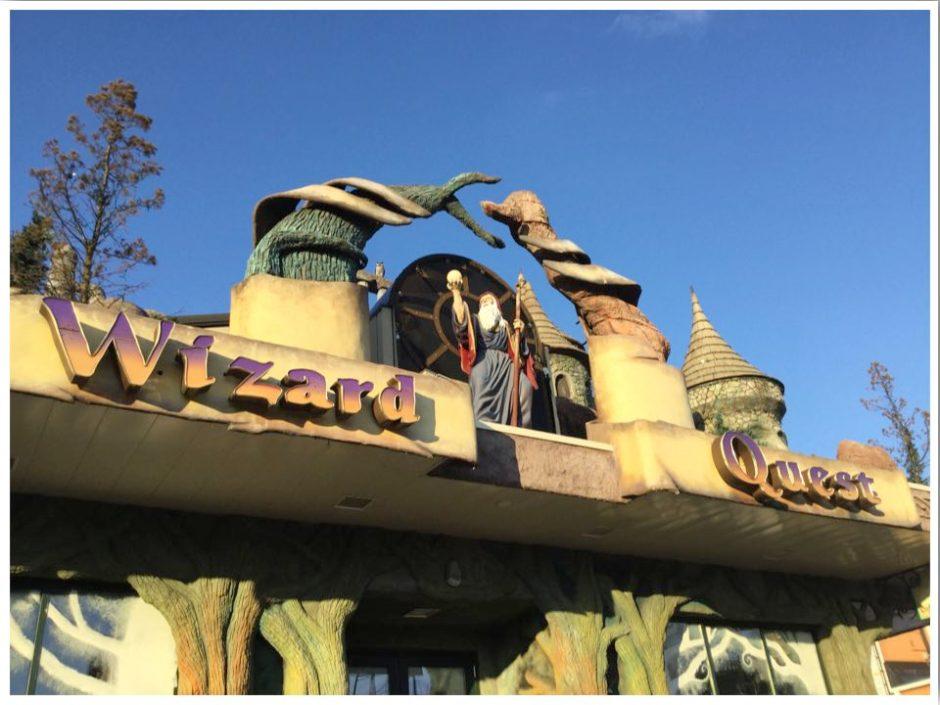 Wizard Quest Wisconsin Dells