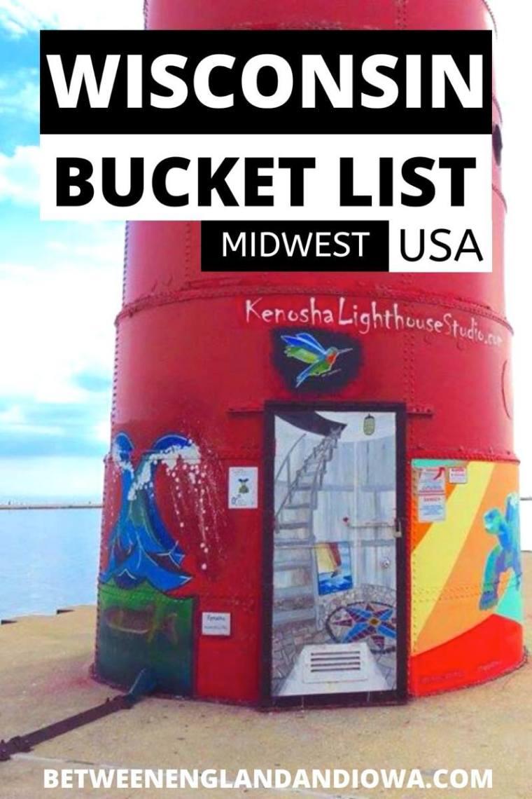 Wisconsin Bucket List Ideas