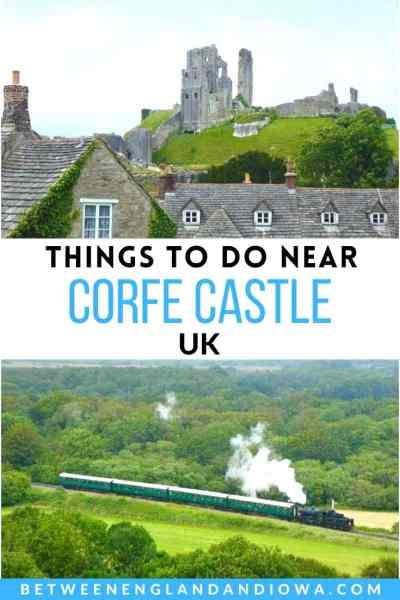 Things to do near Corfe Castle UK