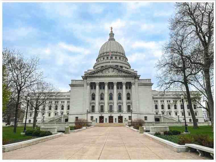 Madison Wisconsin by Eden
