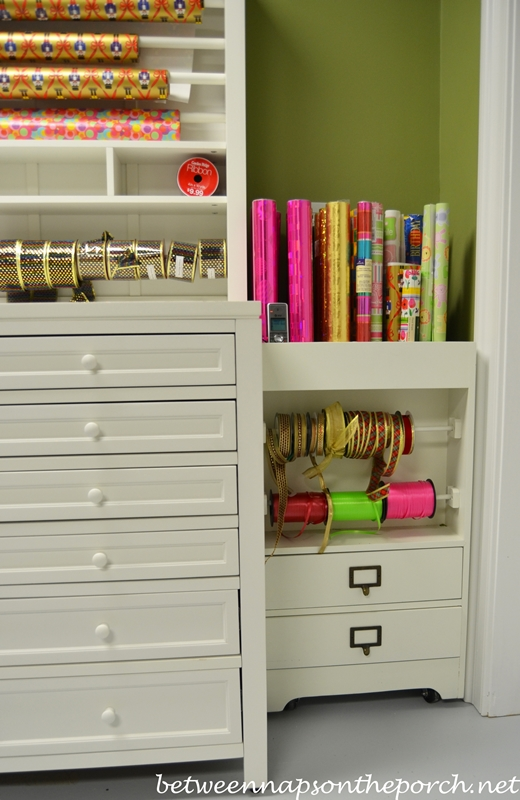 Gift Wrapping Room With Martha Stewart Craft Amp Gift Wrap