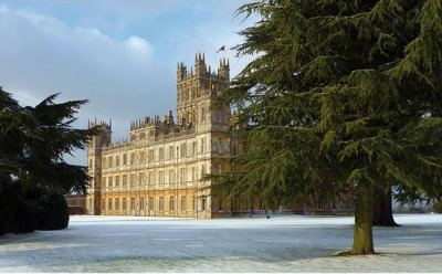 Tour Highclere Castle, Home of Downton Abbey