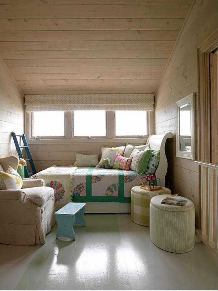 Beach Cottage Decor Green