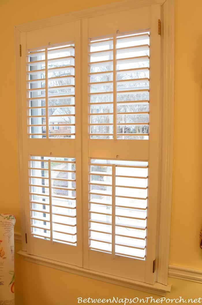 How To Tighten Or Repair Loose Louvers On Interior