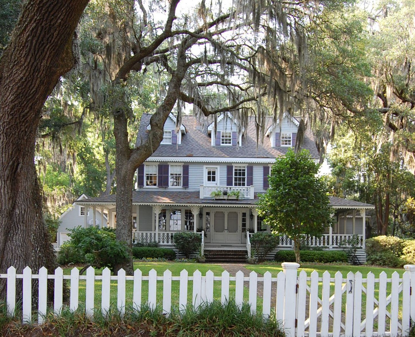 This is what I want in life - my dream southern home