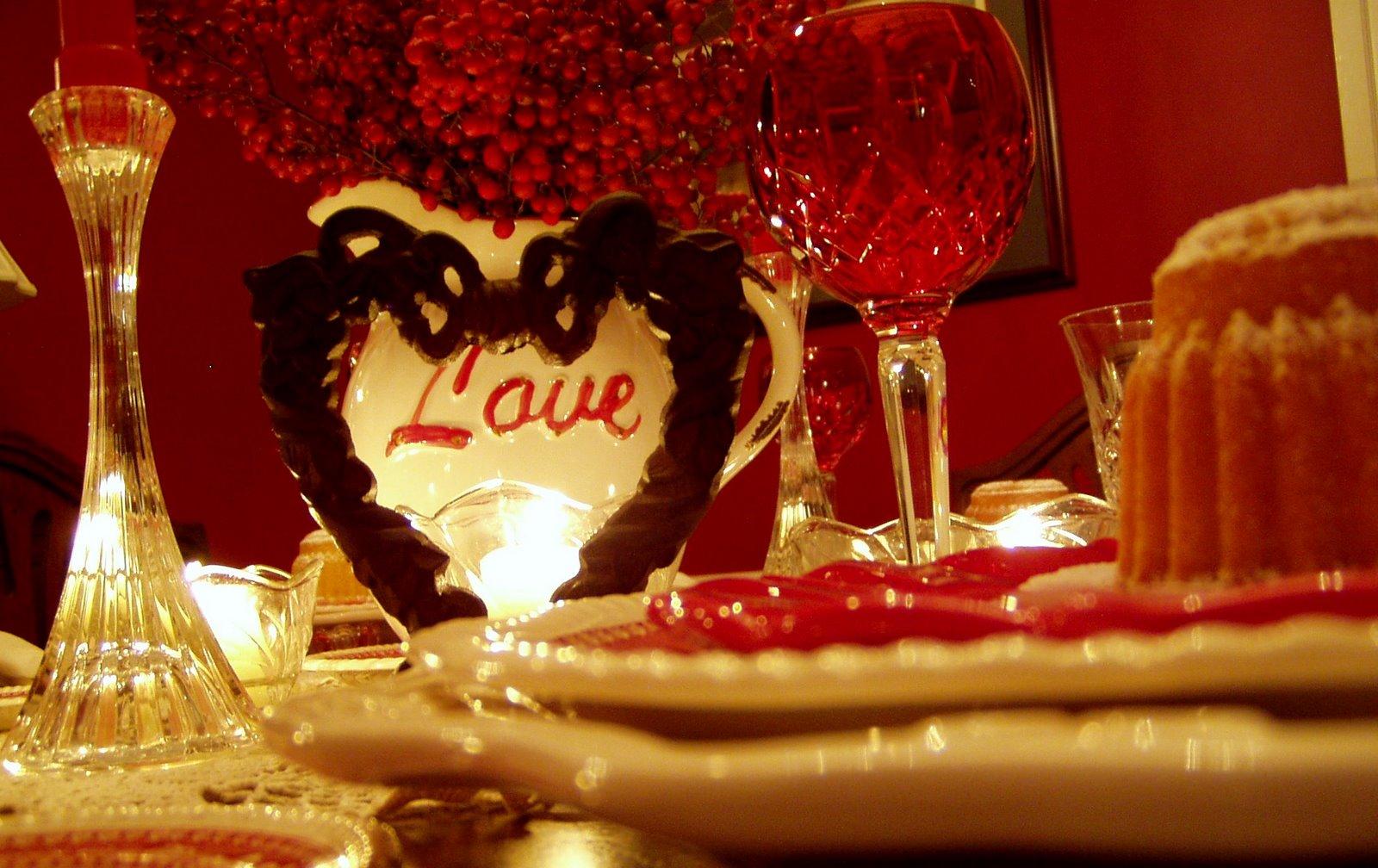 Romantic Dinner Home Ideas Him