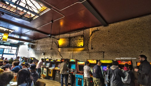 New Haven Gets a Barcade: But What Is it?