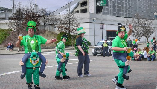 The St. Patrick's Day Parade Survival Guide
