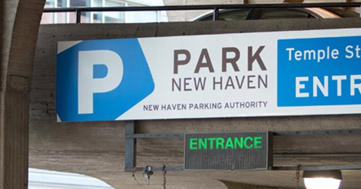 Dear New Haven Parking Authority