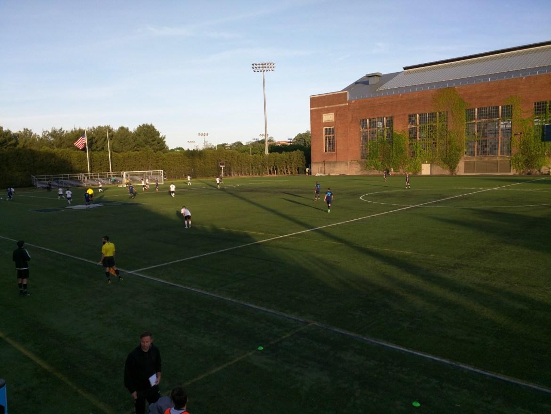 Reese Stadium in the Daylight