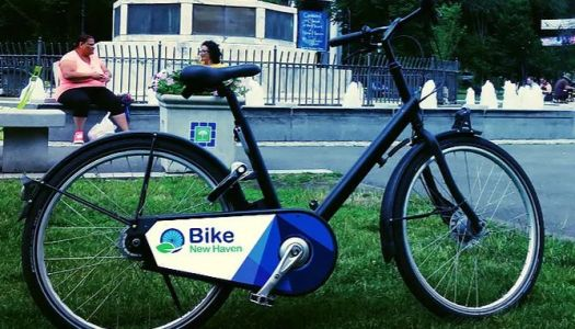 Easy as Riding a Bike: Previewing New Haven Bike Share