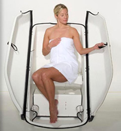 Image result for oxygen steam bath