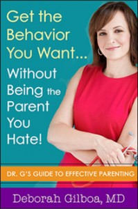 Book Review of Dr. G's Get the Behavior You Want … Without Being the Parent You Hate