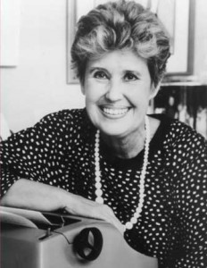 On Erma Bombeck and achieving goals