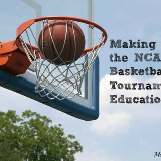 How to make the NCAA Tournament educational for your kids