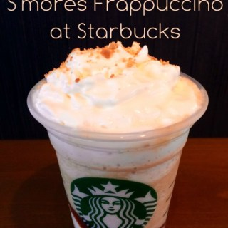 Review of the S'mores Frappuccino at Starbucks