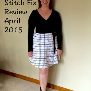 Stitch Fix Review April 2015