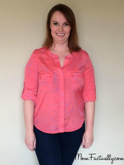 Sttich Fix Rilo button-up blouse