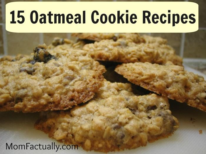 oatmealcookierecipes