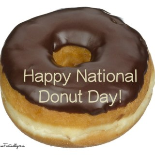 Happy National Donut Day! 7 fun facts about donuts