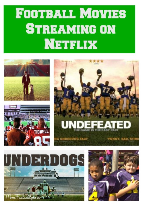 Football Movies On Netflix For Family Movie Night Streamteam