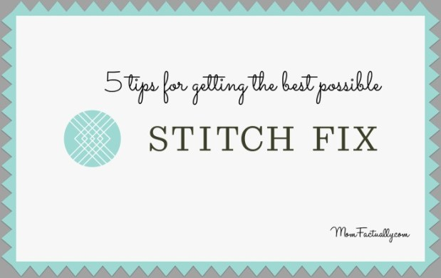 tips for best possible stitch fix