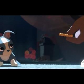 Why I'm hoping Feast wins short animated film Oscar