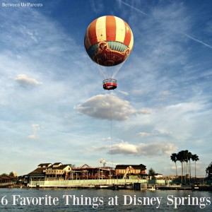 My family's 6 favorite things to do at Disney Springs
