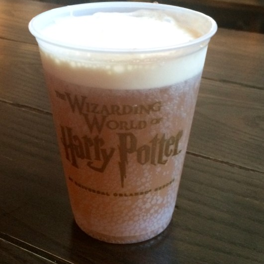 Butterbeer Must do's at Wizarding World