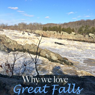 Why we love Great Falls Park in Northern Virginia