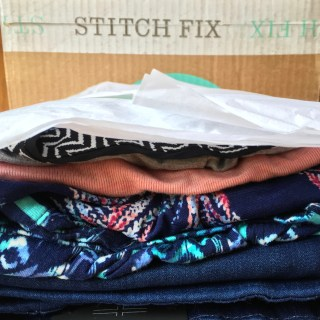 July Stitch Fix Review