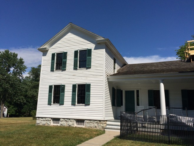 Elizabeth Cady Stanton's House