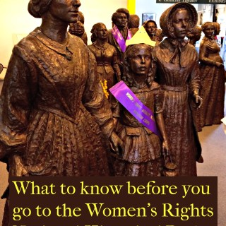 What to know before visiting Women's Rights National Historical Park