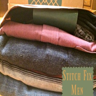 Stitch Fix Men review: What happened when my husband tried it