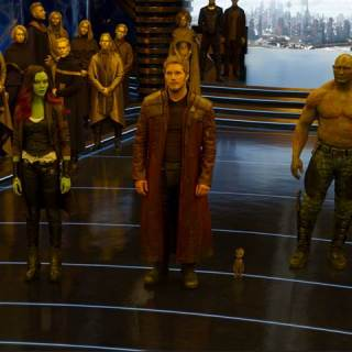 Guardians of the Galaxy Vol. 2 big game spot and poster