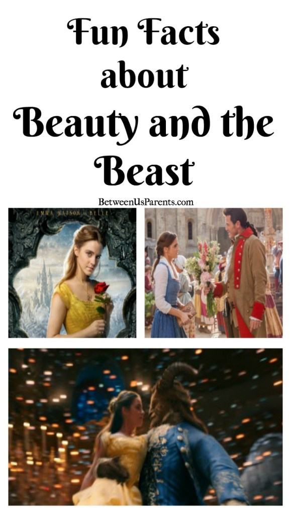 Fun Facts about Beauty and the Beast-2