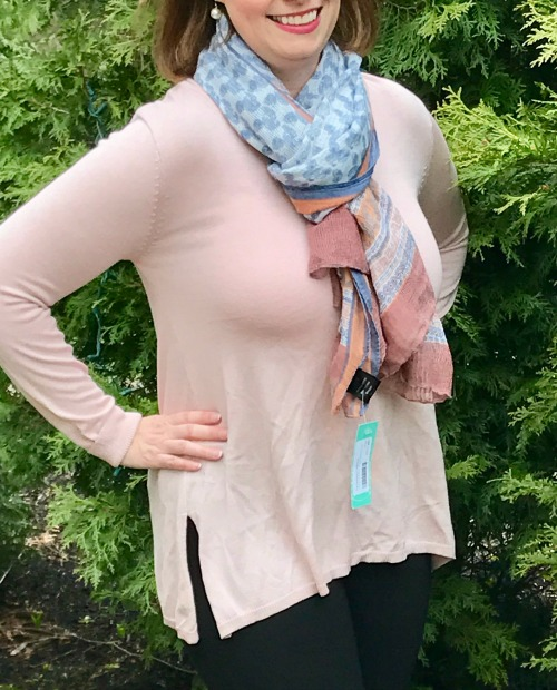 Stitch Fix Gauzy Scarf