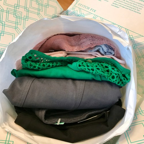 Stitch Fix Review March 2017