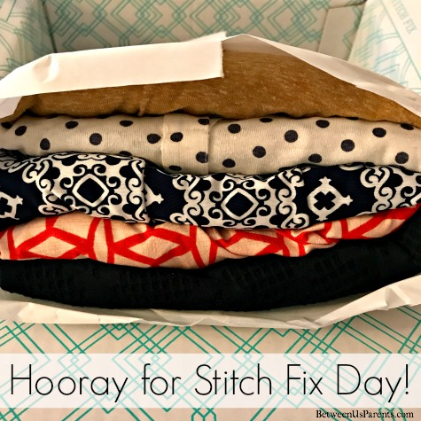 Hooray for Stitch Fix Day!