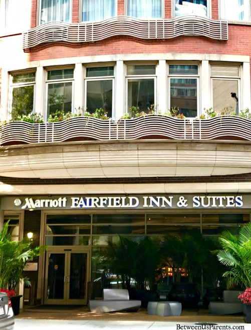 Review of the Fairfield Inn Downtown Chicago/Magnificent Mile