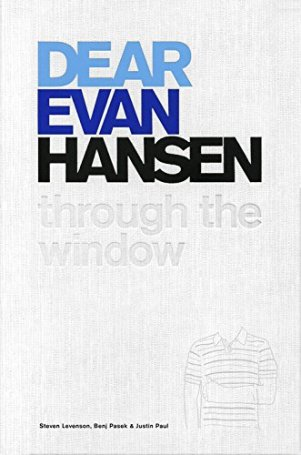 Dear Evan Hansen Through the Window - a great gift for a fan of the musical